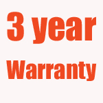 Warranty THE LONGEST LASTING WASHERS WITH A WARRANTY TO MATCH The best top load washer on the market also comes with the best warranty. Our industry-best 5-year warranty covers all parts and in-home labor on electronic control models*. That's right. We stand behind both our product and your purchase. 15-year limited warranty Transmission
