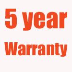 Warranty THE LONGEST LASTING EQUIPMENT WITH A WARRANTY TO MATCH The best washer and dryer on the market also comes with the best warranty. Our industry-best 5-year warranty covers all parts and in-home labor on electronic control models*. That's right. We stand behind both our product and your purchase. Lifetime limited warranty on commercial steel cylinder, stainless steel wash basket and outer tub. *For complete warranty information, please review your warranty bond